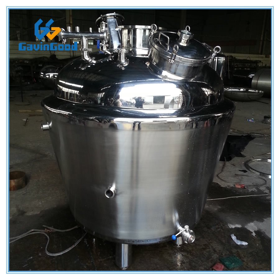 SS304 Distillation Pot&EX Motor