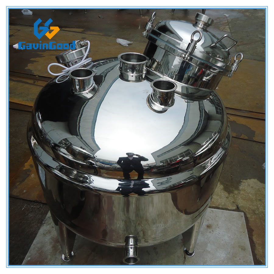 SS304 Distillation Pot