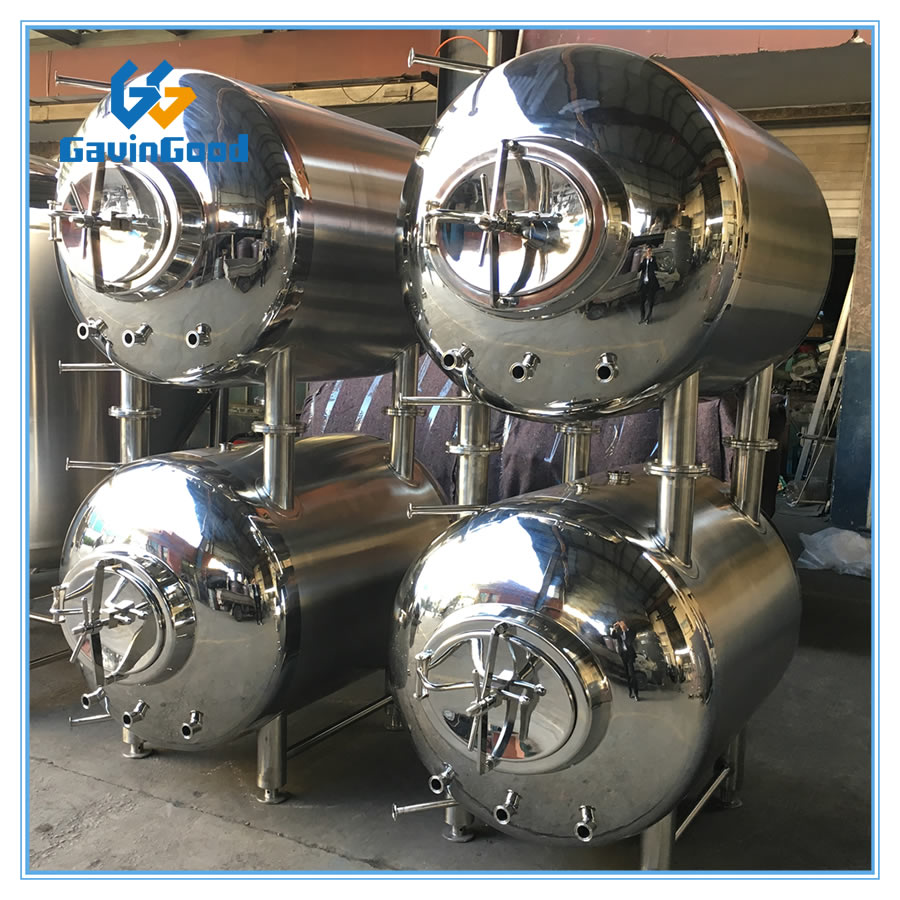 Stackable Brite Tank/Serving Tank